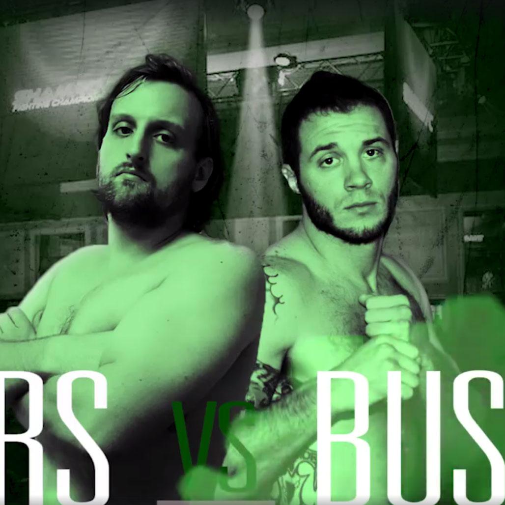 Dan Busch Fights in Shamrock FC