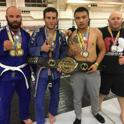 Kirks new belt