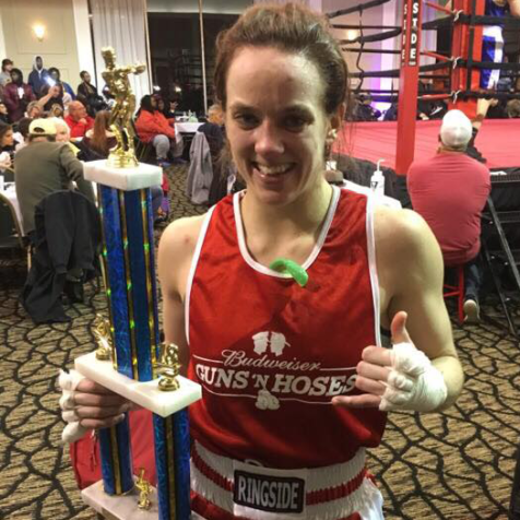 Dakota 2018 Golden Gloves Champion