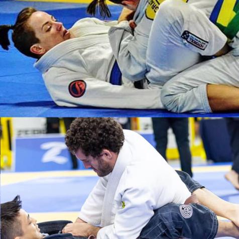 Arnold Brazilian Jiu-Jitsu